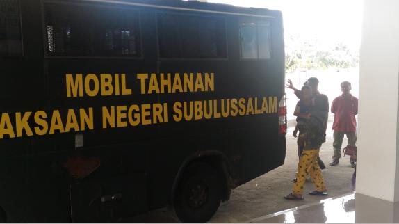 BREAKING NEWS: Jaksa Tahan Mantan Kadis Kesehatan Subulussalam