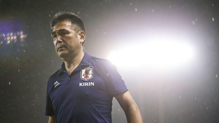 Pelatih Jepang U-19 : Indonesia Tim Yang Sangat Kuat