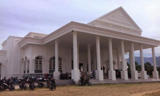 Dinas Pendidikan dan Kebudayaan Abdya Tempati Gedung Baru