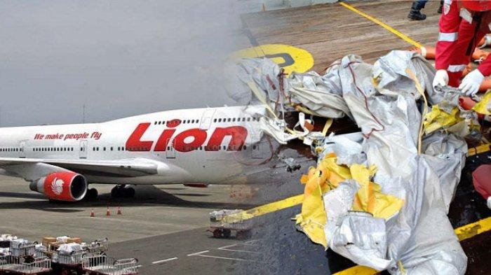 Sebelum Jatuh, Pesawat Lion Air JT 610 Sempat Minta Balik