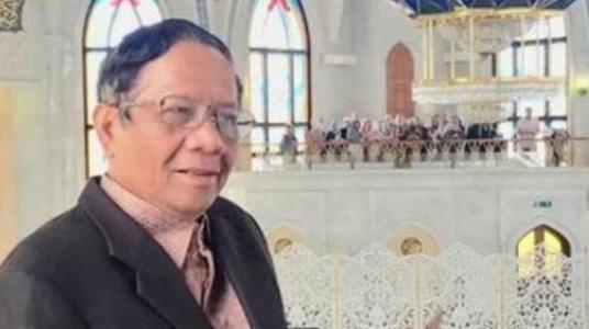Kasus Enzo, Untung Saja Mahfud MD Gagal Jadi Cawapres