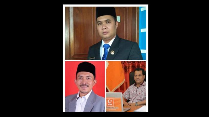 Tiga Nama Pimpinan Definitif DPRK Abdya di Ajukan ke Gubernur