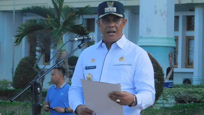 Aceh Jaya Masuk Zona Merah, Bupati Pertanyakan Indikator Penetapan dan Nilai Tidak Tepat